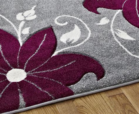 grey purple rug verona oc15 grey purple rugs buy oc15 grey purple rugs from rugs direct