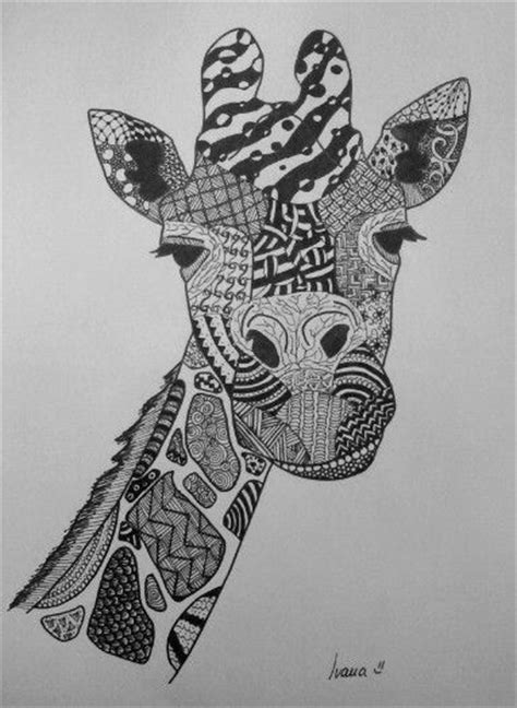 zentangle pattern giraffe 213 best images about zentangle ideas on pinterest