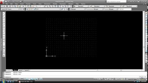 tutorial autocad 3d bahasa indonesia tutorial autocad 2010 bahasa indonesia part 4 grid snap