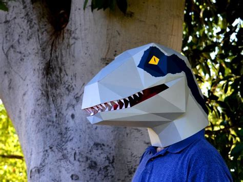 Get Your Own Predator Costume by 38 Best Images About Diy Dinosaur Masks On