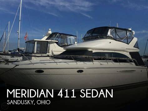 jet boat for sale sandusky ohio for sale used 2006 meridian 411 sedan in sandusky ohio