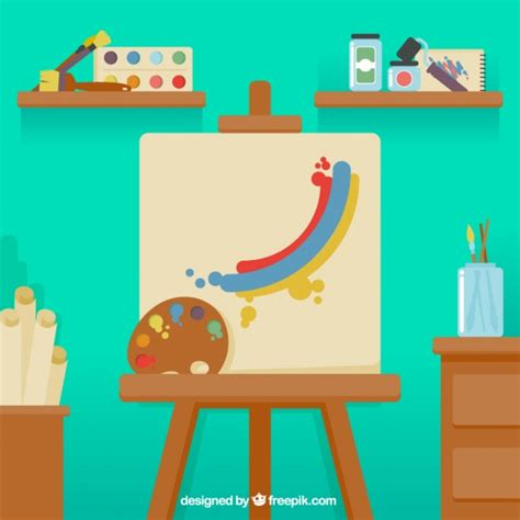 play painting free canvas for painting vector free