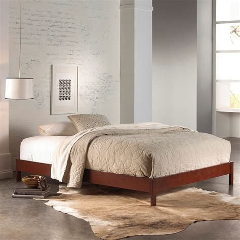 Murray Platform Bed Fashion Bed Wood Beds Murray Platform Bed Zak S Furniture Platform Beds Low