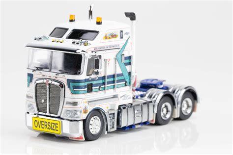 kenworth truck models australia 1 50 kenworth k200 prime mover cab over truck drake mactrans