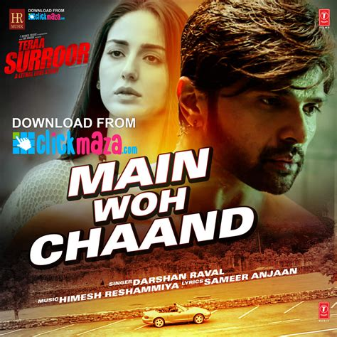 song mp3 2016 woh chaand teraa surroor darshan raval free