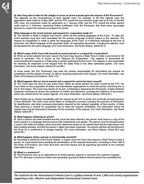 Hawaii Warrant Search Icc Arrest Warrants Faq Page 2 Hawaiian Kingdom