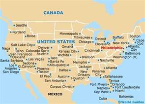 Philadelphia State Map by Philadelphia Maps And Orientation Philadelphia