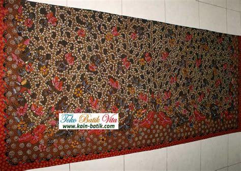 Mb Kain Batik Primis Halus batik tulis madura halus motif klasik tradisional kbm 6559 kain batik murah