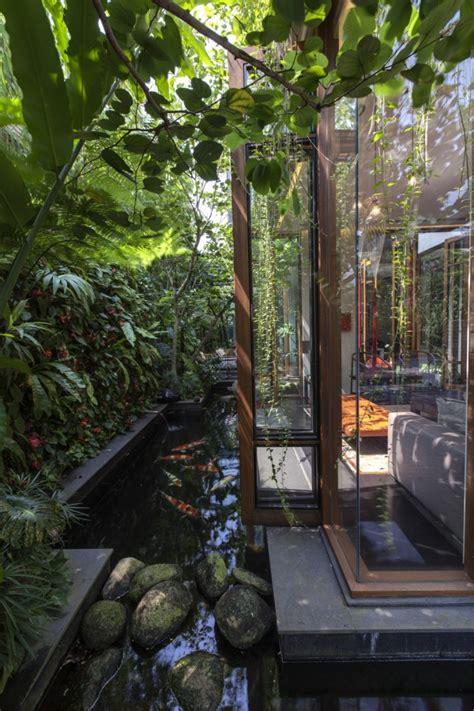zen home design singapore zen garden in nature house