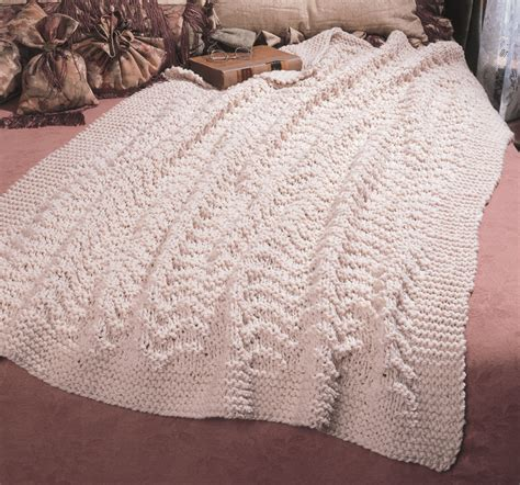 easy knitted afghan patterns knit a blissful afghan pattern free and easy pattern