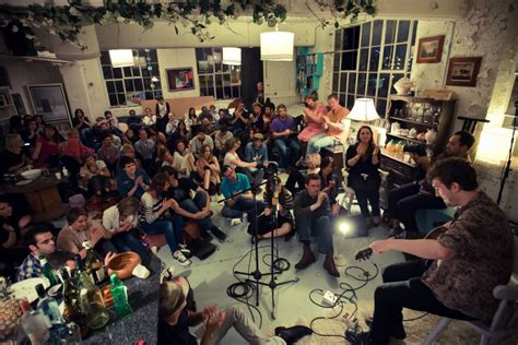 Living Room Concerts | secret living room concerts rookerville