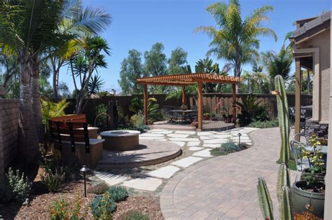 Backyard Ideas San Diego Project Management Letz Design
