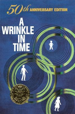 A Wrinkle In Time Time Quintet a wrinkle in time 50th anniversary edition madeleine l