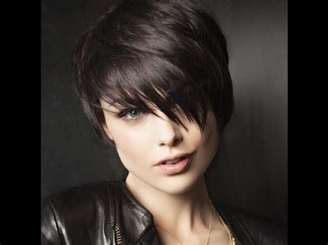 corte de pelo corto para mujer / corte de pelo corto para