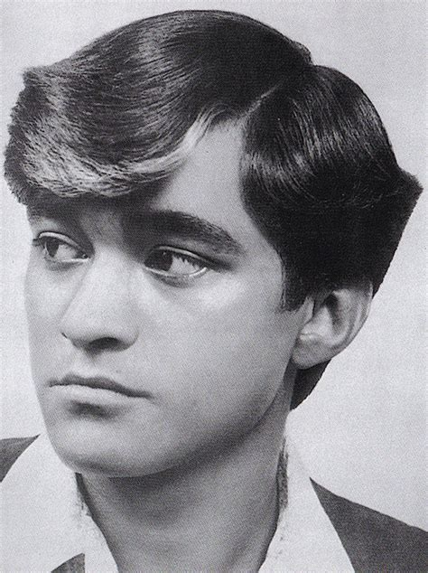hairstyles for men in their 70s 1960s and 1970s were the most romantic periods for men s