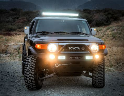Why Choose Led Light Bars For Your 4wd Vehicle Led Bar Lights For Cars