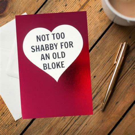 shabby    bloke card  dialectable notonthehighstreetcom