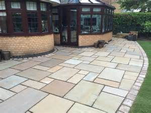 Stone Patio Slabs by Natural Stone Archives Ethan Mason Paving