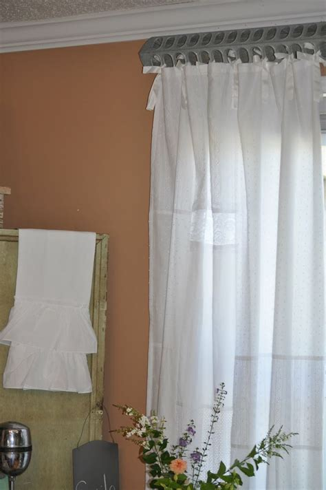inset curtain rods 38 best images about chicken feeder lights on pinterest