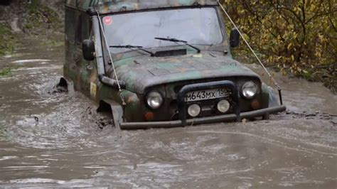 jeep russian best russian jeep uaz 469 extreme 4x4 off road youtube