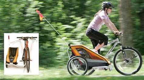 Nukky By Bije Baby Shoppe bicycle cargo chapter 2 bike trailers models the
