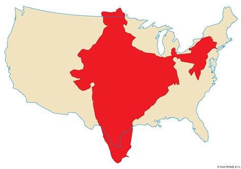 map usa to india india map usa
