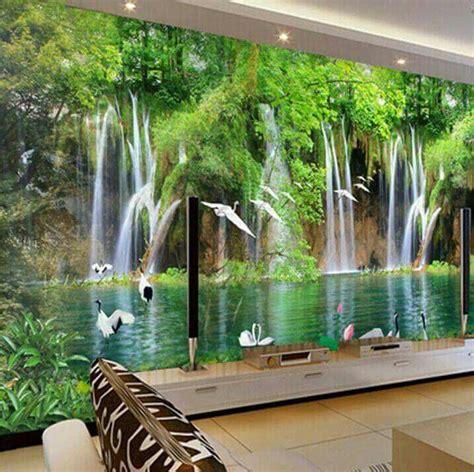 decoracion  tu dormitorio  sala  hermosos paisajes decoraciones de casa