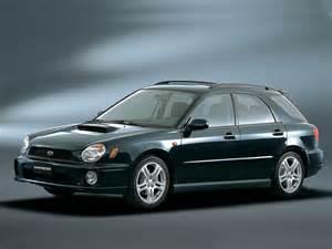 Subaru Wrx 02 Subaru Impreza Wrx Sport Wagon Gga 2000 02