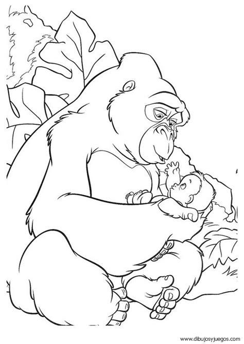 juegos de el libro de la selva para colorear imprimir y libro de la selva 056 dibujos y juegos para pintar y