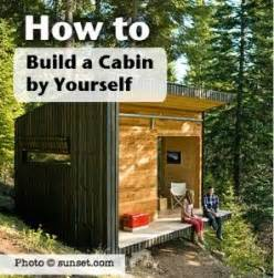 how to build a cabin by yourself ashville property