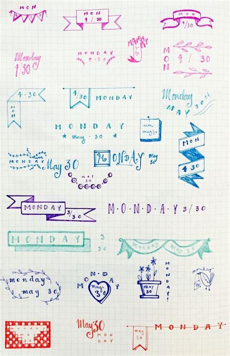 decorar titulos tumblr m 225 s de 1000 ideas sobre titulos para cuadernos en