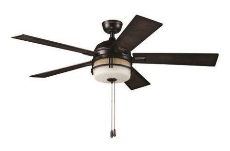Turn Of The Century Ceiling Fans by Turn Of The Century 174 Barstow 52 In Rubbed Bronze