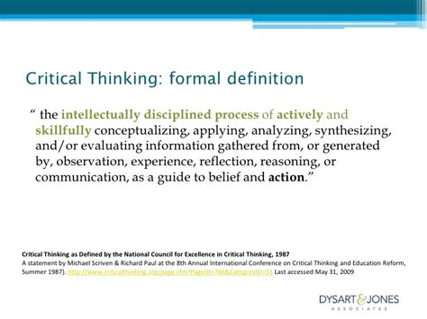 Critical Essay Definition by Critical Thinking Business Definition Drugerreport310 Web Fc2