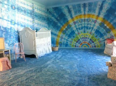 tie dye bedroom wallpaper tie dye walls