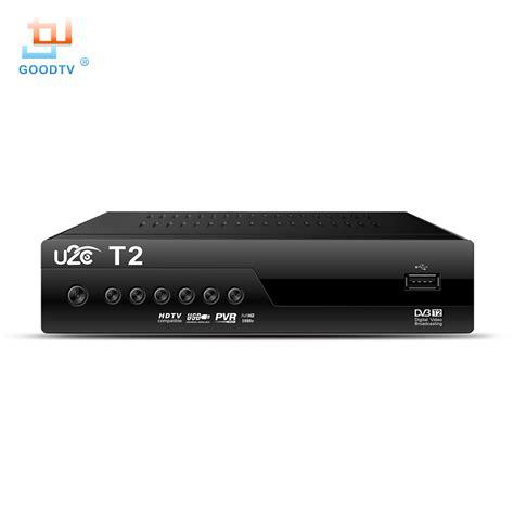 Set Top Box Tv Digital Dvb T2 quality u2c dvb t smart tv box dvb t2 t2 stb h 264 mpeg 4 hd 1080p tv digital terrestrial