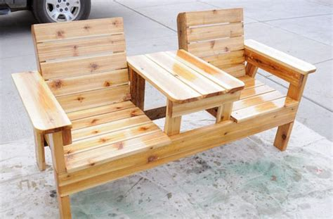 patio bench diy 77 diy bench ideas storage pallet garden cushion rilane