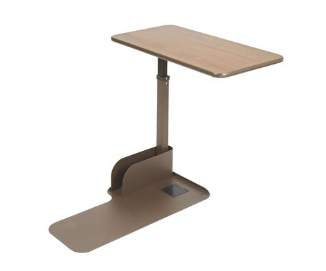 seat lift chair table seat lift chair left side overbed table