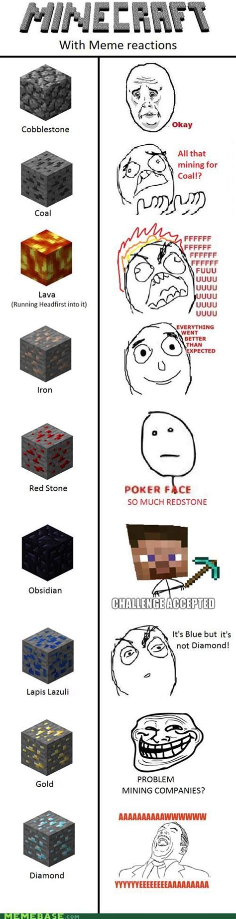 Meme Minecraft - best 25 minecraft memes ideas on pinterest