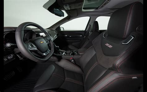 Chevy Ss Interior by 2014 Chevrolet Ss Interior 3 2560x1600 Wallpaper