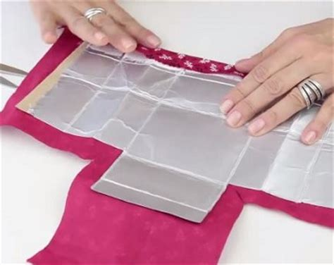 Dompet Flanel Plastik cara membuat dompet cantik dari karton bekas kemasan
