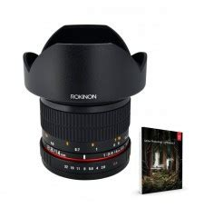 hot: rokinon 14mm f/2.8 + lightroom 5 for $309 at buydig