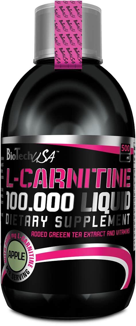l carnitin wann nehmen biotech l carnitin 500 ml 100000 rabatt 27 homegym at