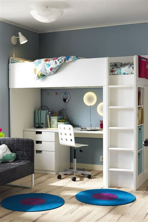 desk bed combo ikea loft beds catalog and the o jays on pinterest