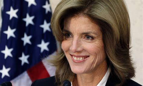 how old is caroline kennedy caroline kennedy takes up post as us ambassador to japan