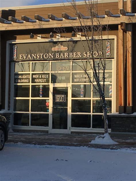 haircut evanston calgary evanston barber shop 7018 2060 symons valley pky nw