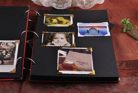 Handcrafted Photo Albums - handmade photo album ideas for nationtrendz