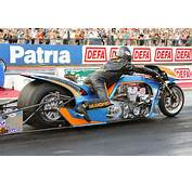 Gulf Oil Drag Racing See Red In Finland – Dragbike News