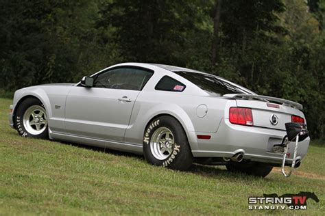 Thousand Horsepower Mustang by Jpc Built 8 Second S197 Mustang Stangtv