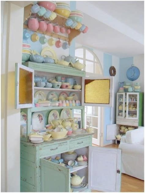 pastel kitchen rainbow pastel kitchen love kitchens dining