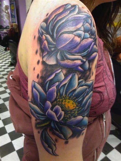 45 Lindo Designs Especiais Para Tatuagem De Flor De Lotus